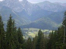 Berge Stockfotografie