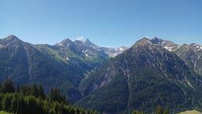 Berge obrazy royalty free