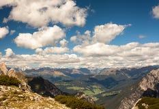 Berge - Alto Adige Stockbilder