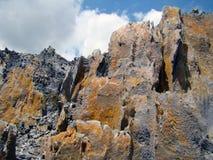 Berge Borneo. Lizenzfreie Stockfotos