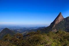 Berge in Brasilien lizenzfreie stockfotos