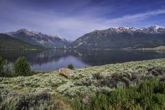 Berge, Buena Vista, Co Lizenzfreie Stockfotografie