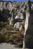 Berge in Cappadocia Lizenzfreies Stockfoto