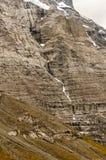 Berge in den Schweizer Alpen Lizenzfreie Stockfotos