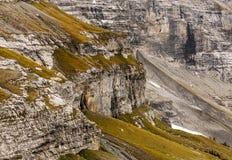 Berge in den Schweizer Alpen Lizenzfreies Stockfoto