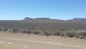Berge des Karoo Lizenzfreie Stockfotos