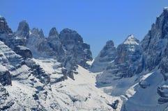 Berge - Dolomit Lizenzfreie Stockfotografie
