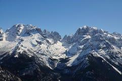 Berge - Dolomit Stockfotos