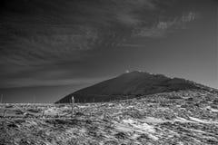 Berge HDR lizenzfreies stockfoto