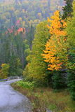 Berge im Herbst lizenzfreies stockbild