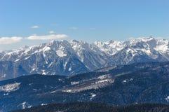 Berge in Italien Stockbilder