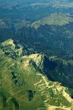 Berge in Korsika stockfotografie