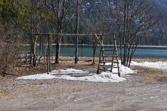 Berge - Natur Stockfoto