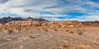 Berge in Nevada Lizenzfreie Stockbilder
