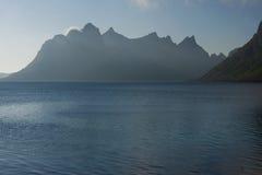 Berge in Norwegen Lizenzfreie Stockfotos