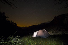 Berge Picos de Europa lizenzfreies stockfoto