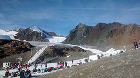 Berge Stock Image