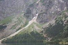 Berge in Polen Lizenzfreie Stockbilder