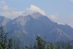 Berge in Polen Lizenzfreies Stockfoto