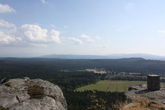 Berge in Polen Lizenzfreie Stockfotografie