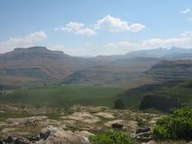 Berge in Südafrika Lizenzfreie Stockfotografie
