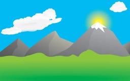 Berg Und Tal Clipart
