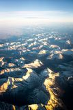 Berge in Utah stockfoto