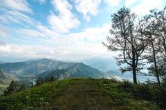 Berge von Altai Lizenzfreies Stockfoto