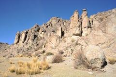 Berge von Bolivien lizenzfreies stockbild