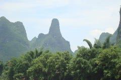 Berge von Guilin lizenzfreie stockfotografie