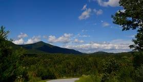 Berge von Helen, GA stockfotografie