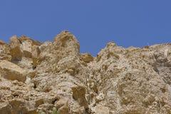Berge von Israel stockbild