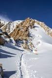 Berge von Kasachstan Höchstjugend Stockfoto