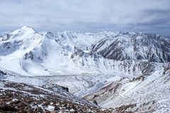 Berge von Kasachstan Höchstjugend Lizenzfreies Stockbild