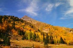 Berge von Kolorado Lizenzfreie Stockfotografie