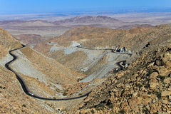 Berge von La Rumorosa lizenzfreies stockfoto
