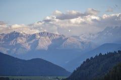 Berge von Süd-Tirol Lizenzfreies Stockfoto