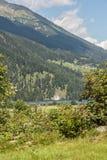 Berge von Süd-Tirol Lizenzfreie Stockfotografie