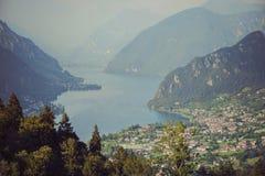 Berge von Süd-Tirol Lizenzfreies Stockbild