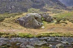 Berge in Wales stockbild