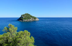 Bergeggi Island - Savona - Italy Royalty Free Stock Image
