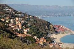 Bergeggi, Riviera italiana Fotografía de archivo