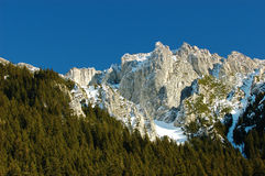 Bergen 1 van Tatra stock foto