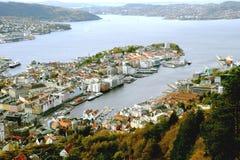 Bergen Stockbild