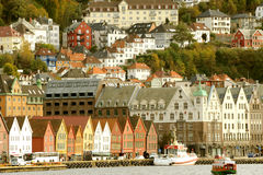 Bergen Immagini Stock Libere da Diritti