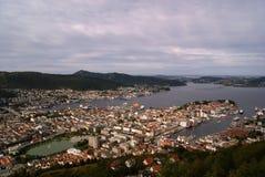Bergen Fotografie Stock Libere da Diritti