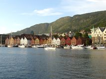 Bergen. Royalty Free Stock Photography