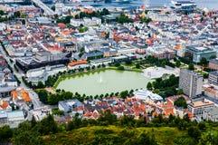 Bergen Royaltyfria Foton