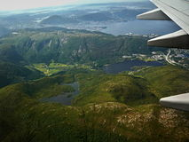 Bergen Royalty-vrije Stock Foto's