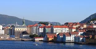 Bergen Imagem de Stock